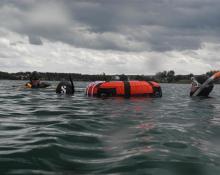 Ausflug Apnoe Murner See