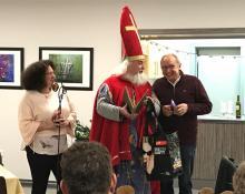 Weihnachtsfeier Tauchclub 2017