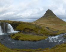 Armin Rauen: Isländische Landschaften