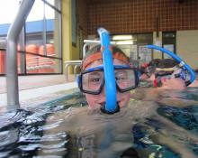 Finswimming Tauchclub Plattling