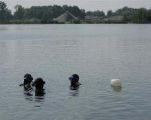 Sonderkurs Orientierung unter Wasser // Tauchclub Plattling