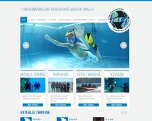 Neue Homepage Tauchclub Plattling